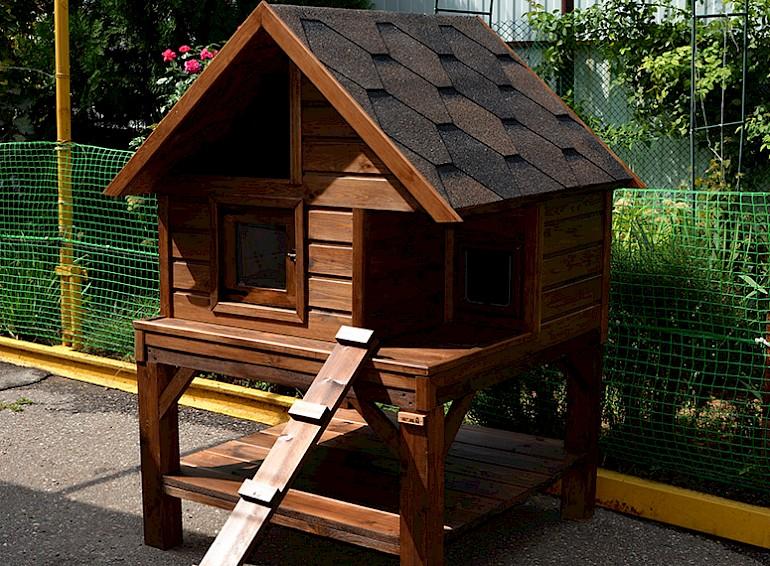 Уличный домик BoxDogRu