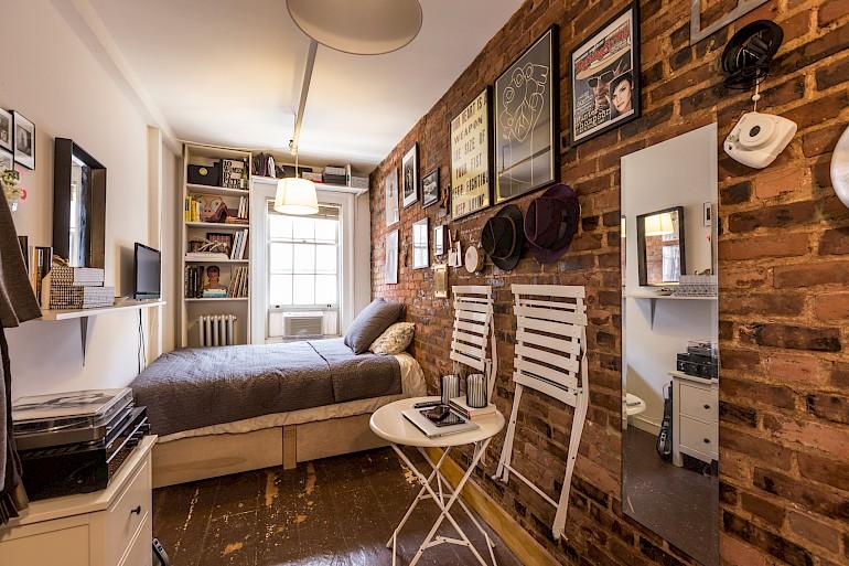 Максимальное использование ограниченного пространства квартиры
