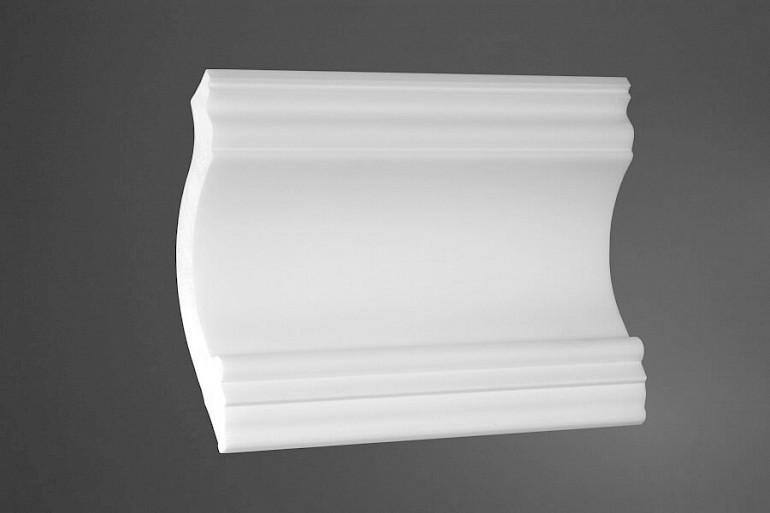 Пенопласт для потолочного плинтуса