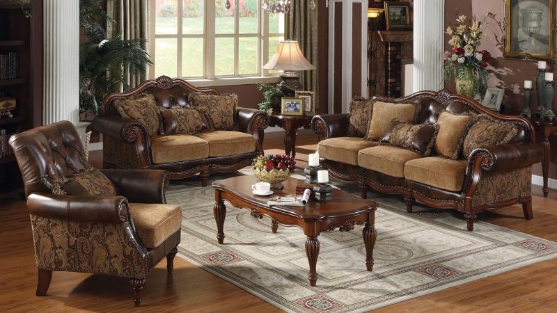 мебель в классической гостиной