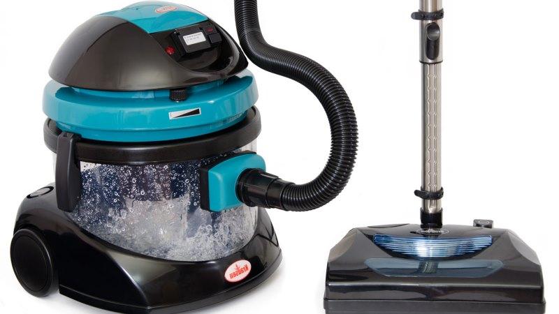 пылесосы с водяным фильтром