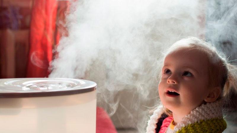 как выбрать увлажнитель воздуха в детскую