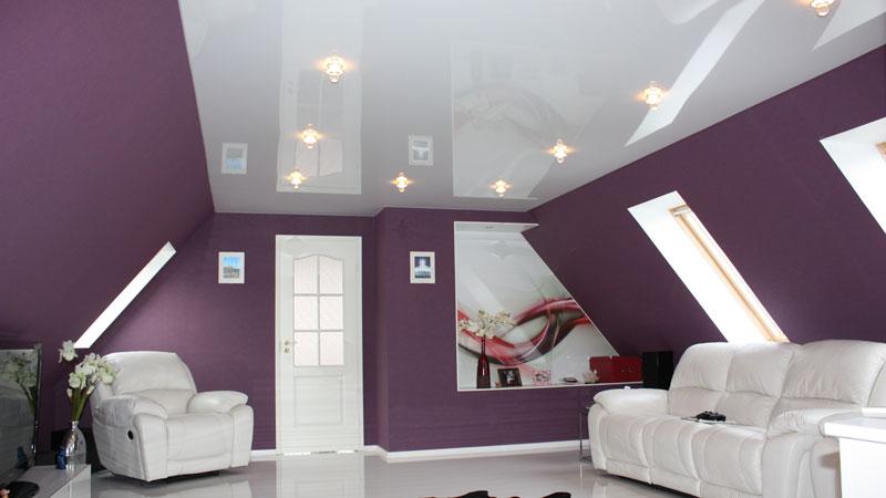 что лучше тканевый натяжной потолок или пвх